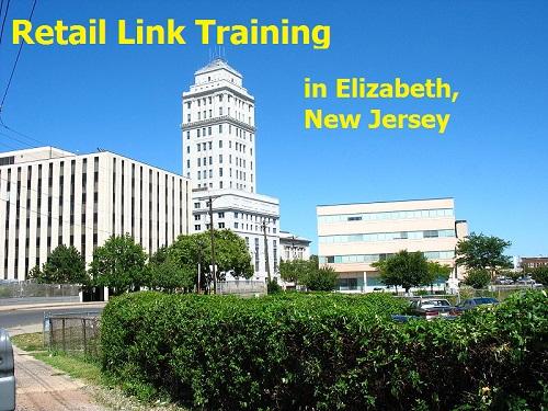 Retail Link Training in Elizabeth, New Jersey