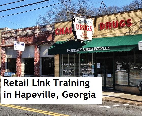Retail Link Training in Hapeville, GA