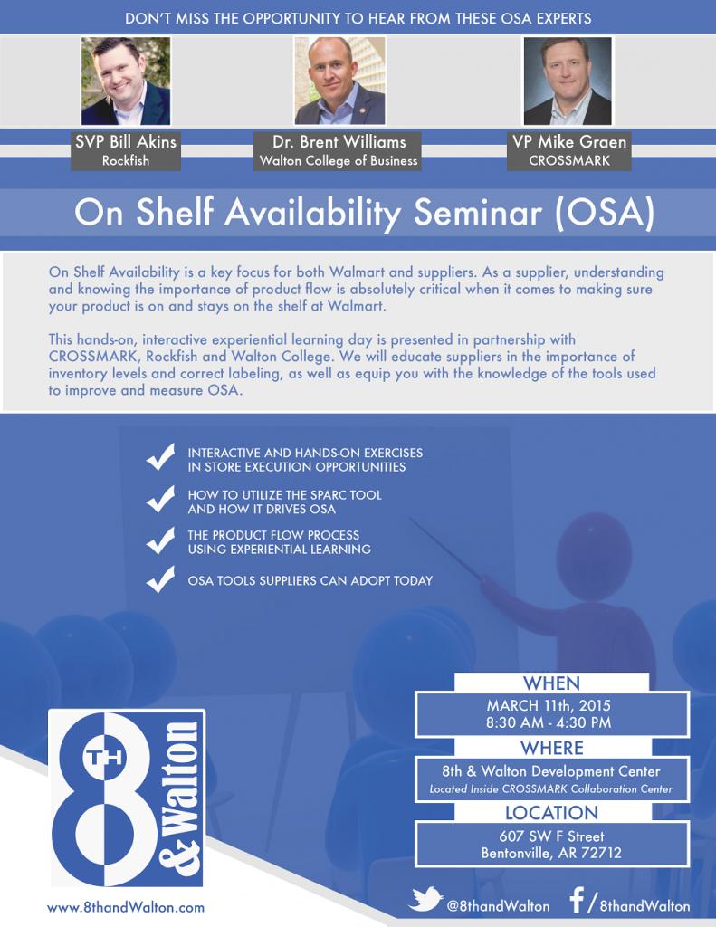 OSA Seminar March 11