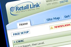 walmart retail link Wal-mart information systems retail link wal-mart information systems retail link skip navigation history of walmart, a multinational retail.
