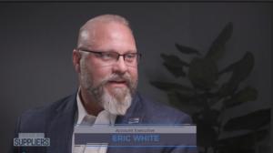 Eric White, Tyco Retail Solutions/Johnson Controls