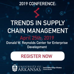 Don't miss the 2019 Trends in Supply Chain Management conference!